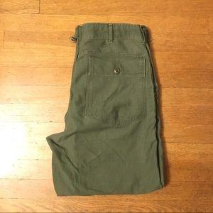 Pants - Vintage military pants